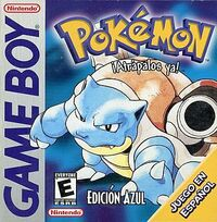 Pokemon Azul - LTN