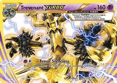 Trevenant TURBO (TURBOlímite TCG)
