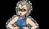 VS Triatleta corredor ROZA