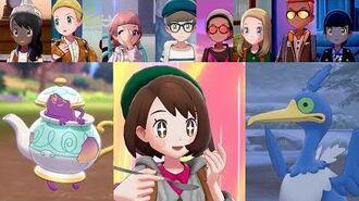 ¡Vete de acampada en Pokémon Espada y Pokémon Escudo!