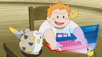 EP945 Chris y Togedemaru