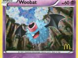 Woobat (Mcdonald's Collection B&W2 TCG)