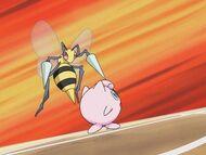 EE02 Beedrill de Jimmy vs Pink de Marina