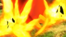 P19 Trampa rocas explotando