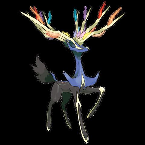 Pokémon legendario <b><a href=