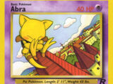 Abra (Team Rocket TCG)