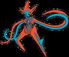 Deoxys ataque (dream world)