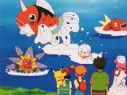 EP208 Pokemon del lago