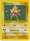 Hitmonchan (Base Set TCG)
