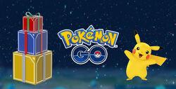 Navidad 2016 Pokémon GO
