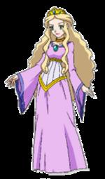 "Ilustración de la Reina Ilene en la <a href=""/wiki/P08"" title=""P08"">P08</a>"