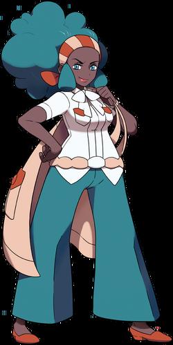 """Ilustración de Aloe en <a href=""""/es/wiki/Pok%C3%A9mon_Negro_y_Blanco"""" title=""""Pokémon Negro y Blanco"""" class=""""mw-redirect"""">Pokémon Negro y Blanco</a>"""