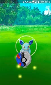 Aro Pokémon GO