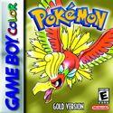 Carátula de Pokémon Oro EN