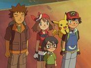 EP295 Ash y sus amigos