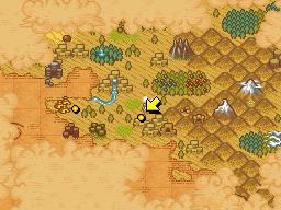 Mapa Cueva Fuente