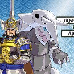 Ieyasu y su <a href=