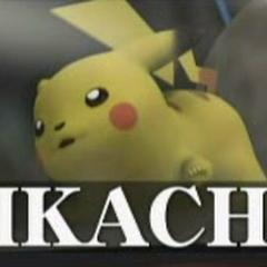 Pikachu en el Emisario Subespacial.