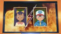 EP704 Iris vs ash final