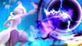 Mewtwo usando bola sombra SSB4 Wii U