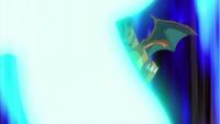 EP778 Charizard usando cola dragón