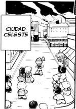 Misty Ciudad Celeste manga
