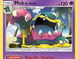 Muk de Alola (Sol y Luna TCG)