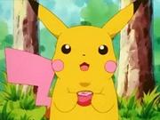 EP090 Pikachu Rosa