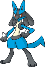 Lucario (dream world)