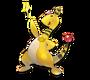 Ampharos Pokémon Mundo Megamisterioso
