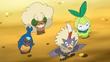 EP757 Pokémon contentos