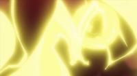 EP936 Pikachu usando rayo