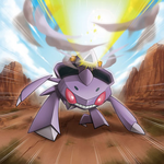 Evento genesect