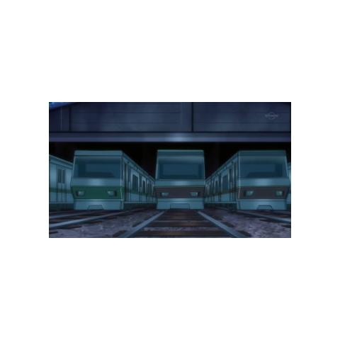 Trenes del Metro Batalla.