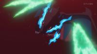 EP936 Mega-Charizard usando garra dragón