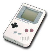 Game Boy (pixel art)