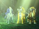 Perros legendarios (anime)