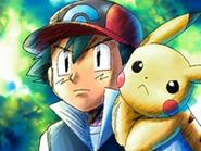 EP480 Ash y Pikachu