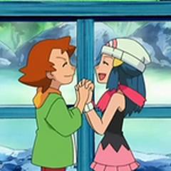 Leona y Dawn/Maya juntas.