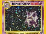 Sabrina's Gengar (Gym Heroes TCG)