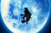 P13 Zoroark bajo la luz de la luna