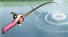 Pesca Pokémon en el TCG