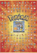 Poster pokemon Album Musical 1