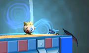 Togepi usando hipnosis SSB4 3DS
