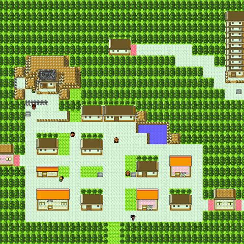 Mapa de Ciudad Iris en la <a href=