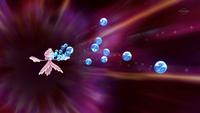 EP771 Frillish usando rayo burbuja