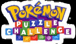 Logo Pokémon Puzzle Challenge