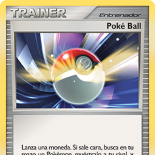 Poké Ball (Majestic Dawn y Platino TCG)
