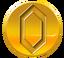 Símbolo de la Fortuna Oro
