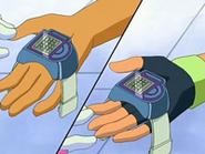 EP479 Poké-relojes falsos azules